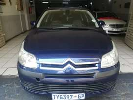 CITROËN C4 FOR SALE AT VERY GOOD PRICE MANUAL