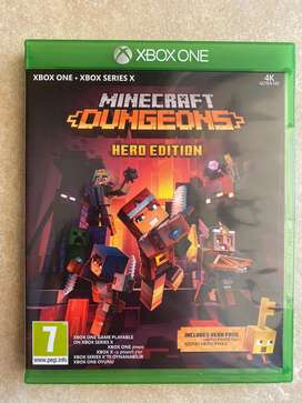 Minecraft Dungeons for sale