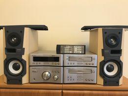 Zestaw stereofoniczny TECHNICS SC-HD510
