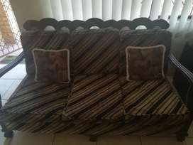 55 Year Old Antique Lounge Suite