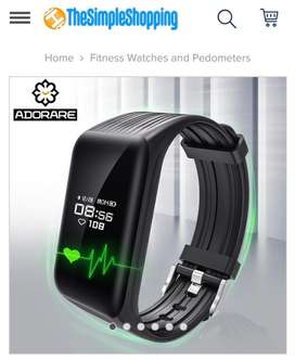 Fitness and Gym equipment. Fitness watches and smart watches