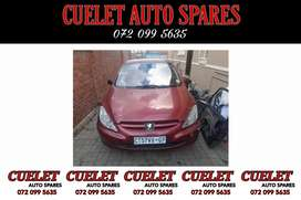 Peugeot 307 (Stripping for parts)