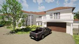 Vacant Land situated in a prime location in Bedfordview with housea