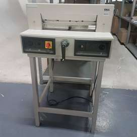 Electric Guillotine Ideal 3915