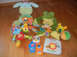 Zabawki dla malucha - Fisher Price, Playschool