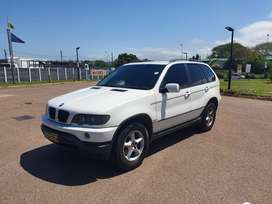2002 BMW X5 3.0D AUTO SUV - EXCELLENT CONDITION