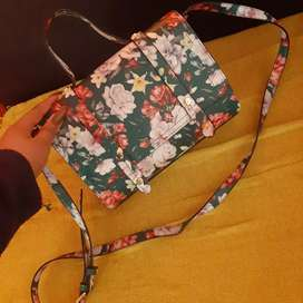 Colorful Embossed square bag for Sale