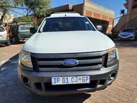 2016 Ford Ranger 2.2 With Canopy