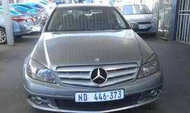 MERCEDES BENZ C300 V6 SUNROOF