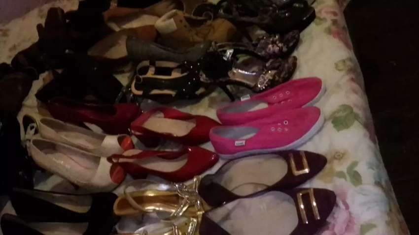 Shoes and clothes