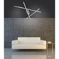 Lampa sufitowa żyrandol trójkąt LED STICK Paul Neuhaus 8051-55 pilot