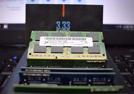 DDR3 | DDR3L Sodimm 4GB ,1333,1600MHz
