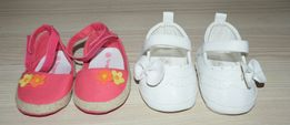 Losan Christopher Baby Chic 16 nowe buciki espadryle baletki 11 cm