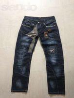 Джинсы мужские 34 размер kosmo lupo jeans