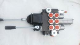 Распределитель на минитрактор, мототрактор с плавающим положением