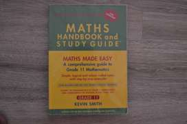 The Maths Handbook and Study Guide: Gr 12 by Kevin Smith