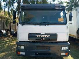 [REDUCED PRICE ] MAN 2004 18:284 .10000L WATER TANK FOR SALE