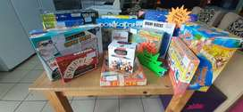 Board Games, Puzzles & Toys
