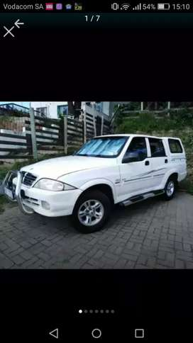 SsangYong Musso 290 S