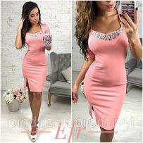 Платье плаття украшение дайвинг вечернее выпускное купить 42-52р