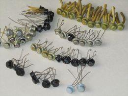 Транзистор МП14А, МП25Б, МП39, МП104,МП114,П14,П401,П402,П416Б,1Т308В