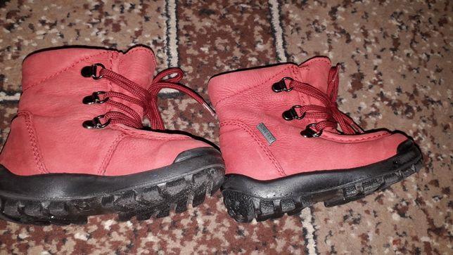 Ботинки(сапожки)GORE-TEXдемисезонные на девочку Кривой Рог - изображение 2