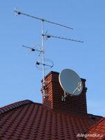 MONTAŻ,USTAWIANIE,SERWIS anten satelitarnych,dvbt.Bielsko i okolice.