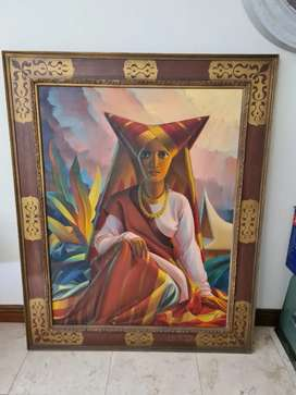 Tretchikoff & Pierneef Paintings