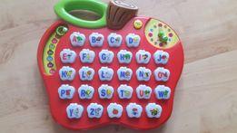 Tablet interaktywny dla dziecka Vtech JABŁKO Z LITERKOWYM ZOO