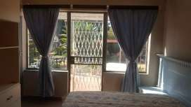 Furnished 1 Bed Garden Flat to rent