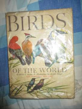 BIRDS OF THE WORLD .  A SURVEY OF THE 27 ORDERS & 125 FAMILIES