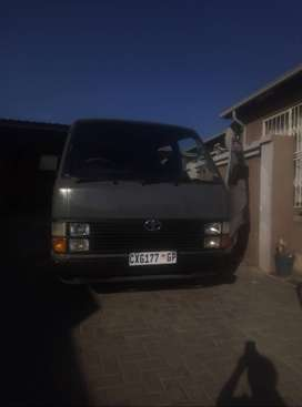 Toyota Hiace Taxi for sale
