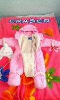 Одежда для девочек,новорожденных