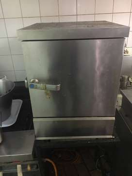 Steam Cooker-4 Trays