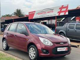 2014 Ford Figo 1.4i - Low Milage ( urgent Sale)