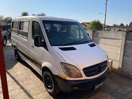 Mercedes Benz, Sprinter, 14 years, 16 seaters