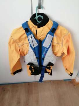Splash jacket and life jacket