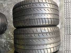 315/35/20 and 275/40/20 runflats. 4 Dunlop tyres available for sale
