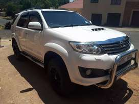 2014 Toyota Fortuner Automatic
