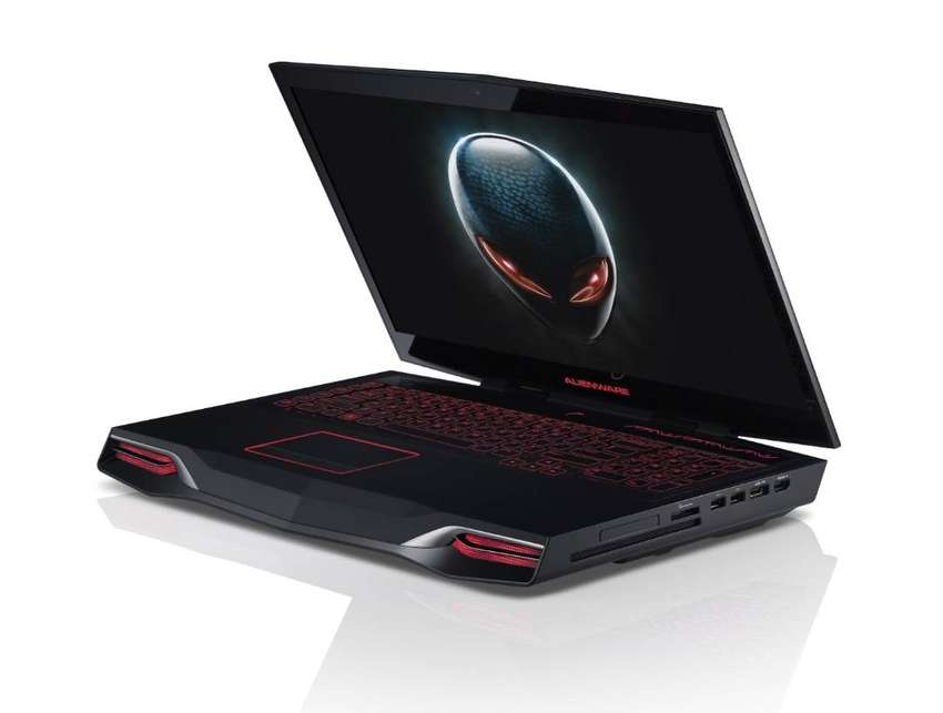 """Dell Alienware m18x i7 18.4"""" Gaming Notebook 0"""
