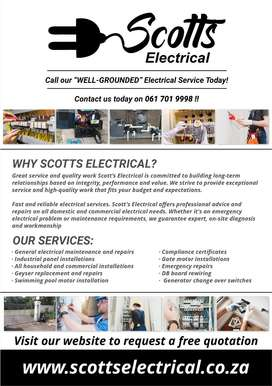 Scotts electrical