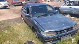 Various cars for rebuild and stripping