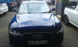 2013 Audi A-4 1.8 Engine Capacity TFSi with Automatic Transmission
