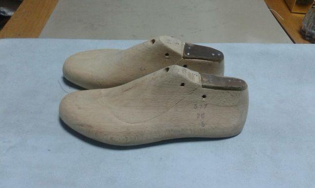Колодки обувные, валяние, фелтинг