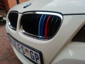 BMW Grill Clips
