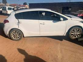 2015 Kia Cerato Hatch Stripping For Spares