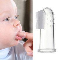 Щетка для зубов массажная Canpol для младенцев и детей