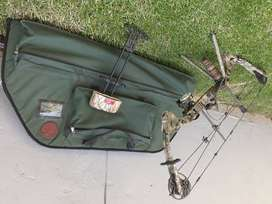 Left-handed Bowtech Compound Bow