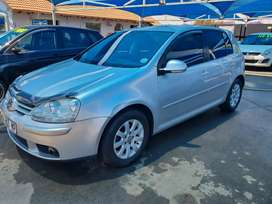 2008 VW Golf 5 1.9 Tdi DSG
