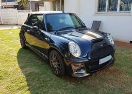 Mini cooper s convertible super charged